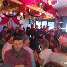 kozan.gr:  Μεσημέρι Τσικνοπέμπτης στο Εl Bario στην Κοζάνη (Βίντεο & Φωτογραφίες)