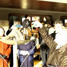kozan.gr: Επίσημη έναρξη για την Κοζανίτικη Αποκριά 2020 – Το φανό στην κεντρική πλατεία της Κοζάνης, άναψε, το βράδυ της Τσικνοπέμπτης 20/2, ο Δήμαρχος Κοζάνης Λ. Μαλούτας