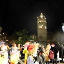 kozan.gr: Η εμφάνιση του Φανού Πηγάδ΄ Κεραμαριό, το βράδυ της Τσικνοπέμπτης 20/2, στην κεντρική πλατεία Κοζάνης (27 Φωτογραφίες & Bίντεο 8′)