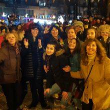 kozan.gr: Μεγάλη επιτυχία στην καθιερωμένη αποκριάτικη εκδήλωση των 13 Πολιτιστικών Συλλόγων της Πτολεμαΐδας, που πραγματοποιήθηκε το απόγευμα της Παρασκευής 21/2(30 Φωτογραφίες & Βίντεο 9′)