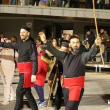 kozan.gr: H εμφάνιση του Φανού Γιτιά, το βράδυ της Παρασκευής 21/2, στην κεντρική πλατεία Κοζάνης (38 Φωτογραφίες & Βίντεο 13′)