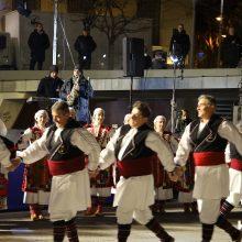 """kozan.gr: Koζάνη: Με τη γνωστή Τσιτσούλα και χορευτικά από τους Πολιτιστικό Σύλλογο Μετεώρων, Πολιτιστικό Σύλλογο Νεοχωρούδας """"Ο Μέγας Αλέξανδρος"""" κι Εύξεινο Λέσχη Φλώρινας ξεκίνησε, το απόγευμα του Σαββάτου 22/2, το Κοζάνη Festival που διοργανώνει ο Λαογραφικός Όμιλος Κοζάνης «Φίλοι της Παράδοσης» – Συμμετέχουν, επίσης, χορευτικά τμήματα από Κύπρο και Πάτρα (75+ φωτογραφίες & 28′ Βίντεο σε HD ποιότητα )"""