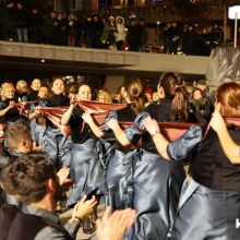 "kozan.gr: Πάτρα & Κύπρος εντυπωσίασαν με τα χορευτικά και τις φορεσιές τους στο πλαίσιο του ""Κοζάνη Festival"", που διεξήχθη, το βράδυ του Σαββάτου 22/2, στην Κοζάνη – Οι εμφανίσεις του Εκπολιτιστικού συλλόγου ""Άγιος Νικόλαος"" Λεύκας Πατρών &  του Χορευτικού συγκροτήματος Διγενής, Ορόκλινης Κύπρου (45 φωτογραφίες & 15′ βίντεο σε HD ποιότητα )"