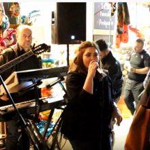 """kozan.gr: Tα γλέντια στο Bo cafe στην Κοζάνη συνεχίζονται – Τη σκυτάλη πήρε το συγκρότημα """"Δυτικομακεδόνες"""" (Βίντεο)"""
