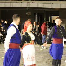 kozan.gr: H εμφάνιση των Χορευτικών του Συλλόγου Κρητών Ν. Κοζάνης «Η Μεγαλόνησος», το βράδυ της Κυριακής 23/2, στην κεντρική πλατεία Κοζάνης (Βίντεο13′ σε HD ποιότητα & Φωτογραφίες)