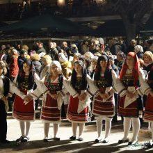kozan.gr: Η εμφάνιση χορευτικών με χορούς από τη Θράκη, το βράδυ της Κυριακής 23/2, στην κεντρική πλατεία Κοζάνης (Φωτογραφίες & Βίντεο 13΄ σε HD ποιότητα)