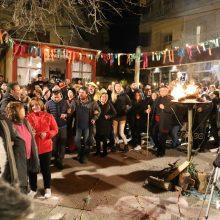"""kozan.gr: Γεμάτη η πλατεία Γιολδάση στην Κοζάνη, στο άναμμα και γλέντι του Φανού """"Παύλος Μέλας"""" το βράδυ της Κυριακής 23/2 (28 Φωτογραφίες & Βίντεο 7′ σε HD ποιότητα)"""