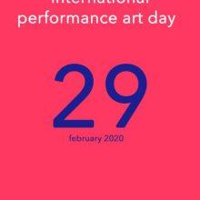 Πανεπιστήμιο Δυτικής Μακεδονίας: Συμμετοχή στη διεθνή ημέρα Performance Art