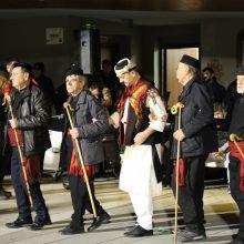 kozan.gr: Η εμφάνιση του Φανού Αη Θανάση στη κεντρική πλατεία Κοζάνης, το βράδυ της Δευτέρας 24 Φεβρουαρίου (Φωτογραφίες & Βίντεο)