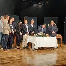 Η ομιλία του προέδρου του Επιμελητηρίου Κοζάνης, Νίκου Σαρρή, στην εκδήλωση εορτασμού των 100 χρόνων από την ίδρυση του Επιμελητηρίου και στην κοπή βασιλόπιτας στο Δήμο Βοΐου