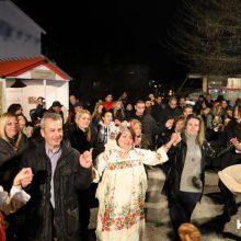 kozan.gr: Γέμισε από κόσμο ο Φανός του Αη Θανάση το βράδυ της Δευτέρας 24/2 – Φιλοξενούμενοι Χιώτες και Καρδιτσιώτες, μέλη άλλων συλλόγων (Βίντεο 10′ σε HD ποιότητα & Φωτογραφίες)