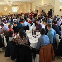 """Πραγματοποιήθηκε, με επιτυχία, ο ετήσιος Χορός του Συλλόγου Γρεβενιωτών Κοζάνης""""Ο ΑΙΜΙΛΙΑΝΟΣ"""" (Φωτογραφίες)"""