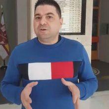 kozan.gr: Τι λέει στο kozan.gr ο εντεταλμένος σύμβουλος του Δήμου Κοζάνης, σε θέματα υγείας, Αναστάσιος Σιδηράς , για την απόφαση του Υπουργού Υγείας Β. Κικίλια για την ακύρωση των αποκριάτικων εκδηλώσεων σε όλη την χώρα (Βίντεο)