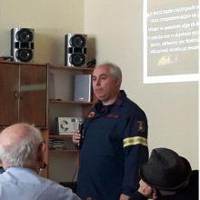 Η Πυροσβεστική Υπηρεσία Πτολεμαΐδας στο Α ΚΑΠΗ