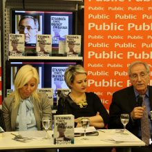 kozan.gr: Το βιβλίο του Πάνου Σόμπολου « Εγκλήματα γένους θηλυκού στην Ελλάδα»  παρουσιάστηκε, το βράδυ της Πέμπτης 27/2, στην Κοζάνη  (Φωτογραφίες & Βίντεο σε ποιότητα HD)