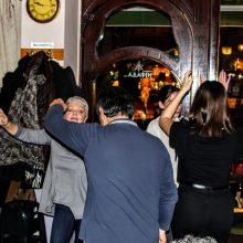 """Γι' ακόμη μια χρονιά πετυχημένο  το ποντιακό μουχαμπέτι στο cafe – bar """"Αίγλη"""" στην Πτολεμαίδα, που πραγματοποιήθηκε χθες Πέμπτη 27/2 (Φωτογραφίες)"""