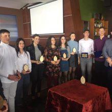Εκδηλώσεις βράβευσης αθλητών του Ναυτικού Ομίλου Κοζάνης
