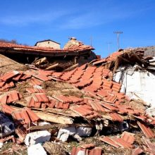 kozan.gr: Αποκλειστικό: Κατέρρευσε στάβλος, στη Σκήτη Κοζάνης, από τη σημερινή σεισμική δόνηση των 3,6 βαθμών της Κλίμακας Ρίχτερ (Φωτογραφίες)