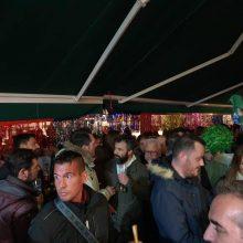 Kozan.gr: Ώρα 22:15: Εικόνες από το γλέντι στο cafe – bar BO στην Κοζανη (Βίντεο)
