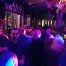 Kozan.gr: Ώρα 23:06: Εικόνες από το cafe – bar Le Roi στην Κοζανη (Βίντεο)