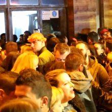 """kozan.gr & oups.gr: Αποκριάτικος """"πατημός"""", μέσα κι έξω στο club Αποκάλυψη στην Κοζάνη, το βράδυ του Σαββάτου 29/2, της Μεγάλης Αποκριάς (Βίντεο σε HD ποιότητα)"""