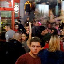kozan.gr & oups.gr:  Σε καρναβαλικούς ρυθμούς, το βράδυ του Σαββάτου 29/2 και το διαχρονικό Gallery Bar στην Κοζάνη (Βίντεο σε HD ποιότητα)