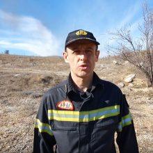 Κozan.gr: O Αντιπύραρχος Μπάτζιος Γιώργος μιλάει  για την πυρκαγιά το μεσημέρι της Κυριακής 1/3, σε παράνομο σκουπιδότοπο στα Μελίσσια Κοζάνης (Βίντεο)