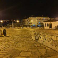 Kozan.gr: Η εικόνα στο Φανο της Σκ'ρκας (Φωτογραφίες)