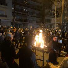 Κοzan.gr: Ώρα 20:50 Άναψε ο Φανός της Γιτιας (Βίντεο)