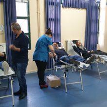 kozan.gr: Εθελοντική αιμοδοσία πραγματοποιήθηκε την Τετάρτη 4 Μαρτίου στο 2ο Γυμνάσιο Κοζάνης σε συνεργασία με το Σύλλογο Εθελοντών Αιμοδοτών Κοζάνης «Γέφυρα Ζωής» (Φωτογραφίες & Βίντεο)
