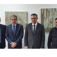 Αναβάθμιση και ενδυνάμωση της συνεργασίας τους, επιδιώκουν τόσο η Περιφέρεια όσο και το Πανεπιστήμιο Δυτικής Μακεδονίας