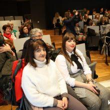 kozan.gr: Οκτώ Κοζανίτισσες, μίλησαν βιωματικά για τη γυναίκα, σήμερα Κυριακή 8 Μαρτίου, στο αμφιθέατρο της Κοβενταρείου Δημοτικής Βιβλιοθήκης Κοζάνης, με αφορμή την Παγκόσμια Ημέρα της Γυναίκας (Φωτογραφίες 25 & Βίντεο 15′ σε HD ποιότητα)
