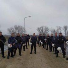 kozan.gr: Συνεχίζεται η ενίσχυση των δυνάμεων στον Έβρο με δυνάμεις της αστυνομίας και του στρατού – Φωτογραφία από τη Διμοιρία Α.Δ. Κοζάνης