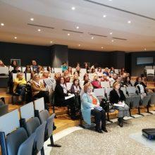 Κοζάνη: Επιμορφωτική συνάντηση µε θέµα«Νέες προσεγγίσεις στη διδασκαλία της Έγκλισης και της Τροπικότητας» πραγματοποιήθηκε τηνΠαρασκευή6 Μαρτίου