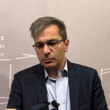 Θ. Θεουδουλίδης: «Eάν όλα πάνε καλά, σε ένα χρόνο, να γίνει δυνατή η μετακίνηση τμήματος  του Πανεπιστημίου  Δυτ. Μακεδονίας , στις εγκαταστάσεις  της  Πανεπιστημιούπολης που δημιουργείται, στην περιοχή της ΖΕΠ  Κοζάνης»
