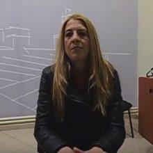 "kozan.gr: Η Αντιπρόεδρος του φιλοζωϊκού σωματείου Κοζάνης ""Aγγίζωο"" Μαρία Τρέμη μιλά για την κατάσταση με τα αδέσποτα  (Βίντεο)"