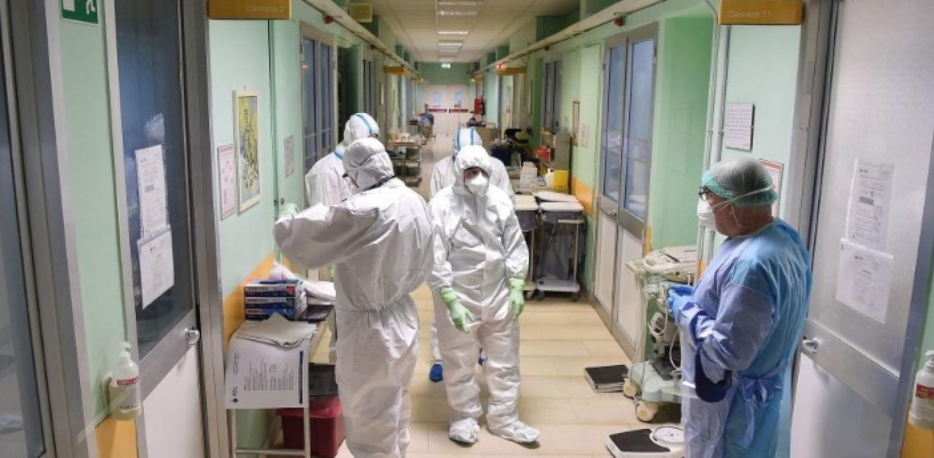 Η σημερινή εικόνα Πέμπτη 2/4 ως προς τα επιβεβαιωμένα και τα ύποπτα κρούσματα για κορωνοϊό στα νοσοκομεία της Δυτικής Μακεδονίας