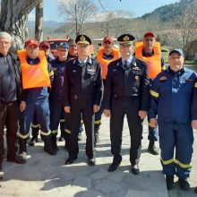 kozan.gr: Δωρεά 10 σωσιβίων και ενός πιεστικού πλυστικού μηχανήματος από το Σύλλογο Επαγγελματιών ψαράδων Λίμνης Πολυφύτου στο Πυροσβεστικό Κλιμάκιο Σερβίων (Φωτογραφίες)