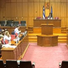 "kozan.gr: Μέτρα ""ασφαλούς απόστασης"" (προληπτικά) και στην Οικονομική Επιτροπή της Περιφέρειας Δ. Μακεδονίας – Συνεδρίασαν στα έδρανα του περιφερειακού συμβουλίου Δ. Μακεδονίας"
