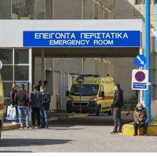 Κορωνοϊός: Ο πρώτος νεκρός στην Ελλάδα από τον  ιό – Δεν τα κατάφερε ο εκπαιδευτικός από την Αμαλιάδα. Άφησε την τελευταία του πνοή στις 03:15 τα ξημερώματα