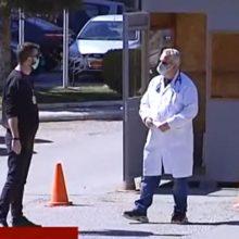 Σημερινές δηλώσεις εργαζόμενων στο Μαμάτσειο νοσοκομείο Κοζάνης, φαρμακοποιών και πολιτών (Βίντεο)
