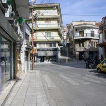 Έρημη πόλη η Καστοριά λόγω Κορωνοϊού  (Φωτογραφίες)