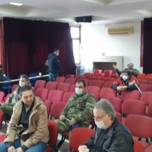 Ο συντονισμός ενεργειών για την αντιμετώπιση του κορωνοϊού (COVID-19), θέμα της σημερινής συνεδρίασης του Σ.Τ.Ο. Πολιτικής Προστασίας Δήμου Εορδαίας