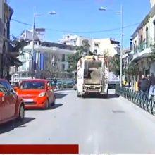 kozan.gr: Ώρα 12:30 μ.μ.: Αρκετή κίνηση (από πολίτες κι αυτοκίνητα) στην πόλη της Κοζάνης (Βίντεο)
