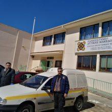 Διάθεση εργαστηριακού υλικού, από το Πανεπιστήμιο Δυτικής Μακεδονίας, στο Μποδοσάκειο Νοσοκομείο Πτολεμαΐδας (Φωτογραφίες)
