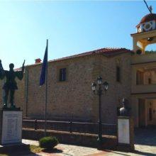 Δαμασκηνιά (Βοΐου) Κοζάνης. Το χωριό που βρέθηκε στο επίκεντρο της πανδημίας, πρωτοστάτησε στον Μακεδονικό Αγώνα. Ήταν ανταρτοχώρι και το '40 κάηκε από τους Γερμανούς