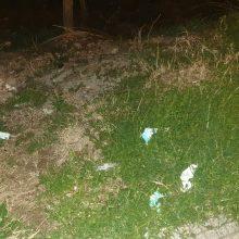 Σχόλιο αναγνώστριας του kozan.gr: Πεταμένες μάσκες επί της οδού Μοναστηρίου, λίγο πιο κάτω από το νοσοκομείο Κοζάνης (Φωτογραφίες)