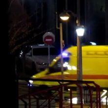 kozan.gr: Ώρα 21:00: Κοζάνη: 4 ασθενοφόρα του ΕΚΑΒ, συνοδεία ομάδας ΔΙΑΣ, με φάρους και σειρήνες, ευχαρίστησαν τους πολίτες για την αμέριστη συμπαράστασή τους (Βίντεο από τις οδούς Π. Χαρίση, Παύλου Μελά & Mεγάλου Αλεξάνδρου)
