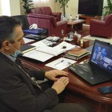 O Περιφερειάρχης Γ. Κασαπίδης ενημέρωσε τον Υπουργό Εσωτερικών κ. Θεοδωρικάκο για την κατάσταση στη Δυτική Μακεδονία με έμφαση το Νοσοκομείο Καστοριάς και την περαιτέρω στήριξη του και τα δύο χωριά του Δήμου Βοΐου, Δαμασκηνιά και Δραγασιά καθώς και για τις αναφορές εργαζομένων στο εργοτάξιο της μονάδας 5 της Πτολεμαΐδας