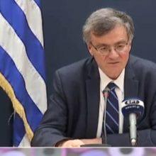 kozan.gr: Τι απάντησε ο Σ. Τσιόδρας, στη σημερινή (25/3), ενημερωτική συνέντευξη, όταν του τέθηκε ερώτημα για το θάνατο της 41χρονης από την Δ. Μακεδονία (Κορέστεια Καστοριάς)